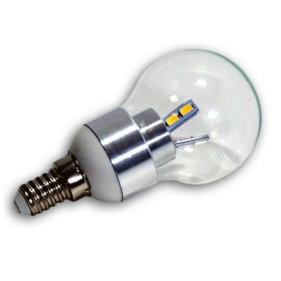 Bombilla led 5 watios esf rica e14 - Luces dicroicas led ...