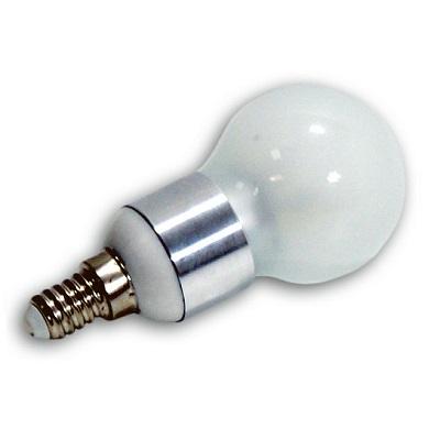 Bombilla led 5 watios esf rica opal e14 - Luces dicroicas led ...