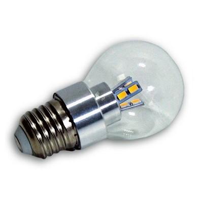 Bombilla led 9 watios semiesf rica e27 - Luces dicroicas led ...