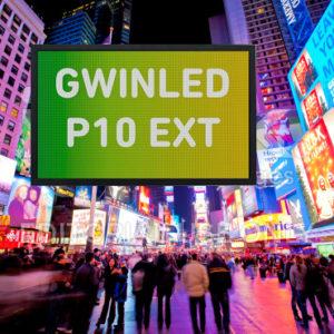pantalla led exterior p10