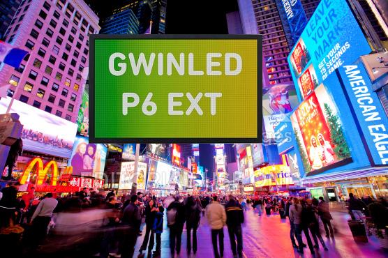 pantalla led exterior p6