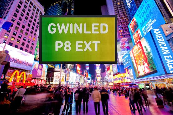 pantalla led exterior p8