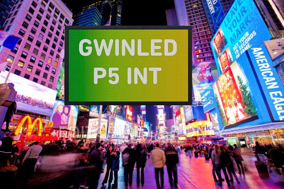 pantalla led interior P5
